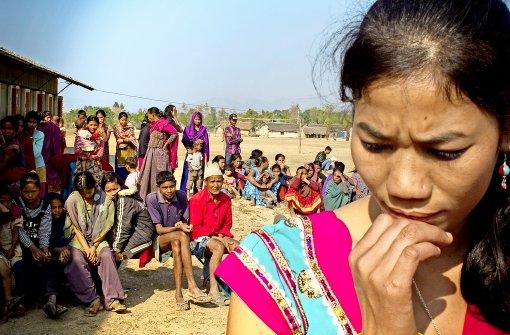 Urmila Chaudhary will Frauen und Mädchen aus der Sklaverei helfen. Foto: Susan Gluth