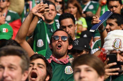 Geldstrafe für Mexiko wegen homophober Rufe gegen Manuel Neuer