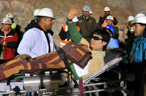 Chile jubelt - alle 33 Kumpel gerettet