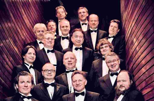 Ein starkes Ensemble: die SWR Big Band Foto: SWR