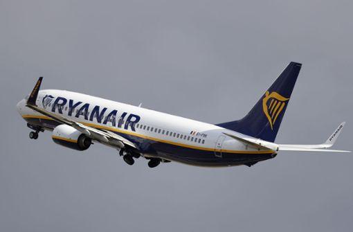 Ryanair-Flüge ab Stuttgart von Piloten-Streik nicht betroffen