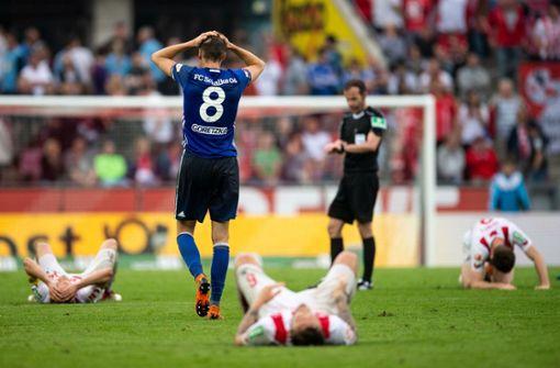 Schalke verpasst Sieg beim 1. FC Köln