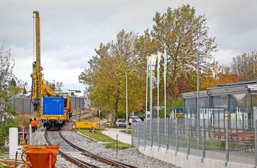 Schönbuchbahn fährt frühestens im Februar