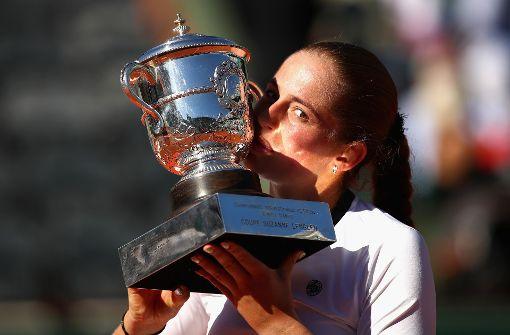 Lettin Ostapenko gewinnt sensationell French Open