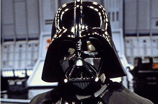Eines der Dialekt-Opfer von Dominik Kuhn ist die finstere Filmfigur Darth Vader. Foto: Archiv