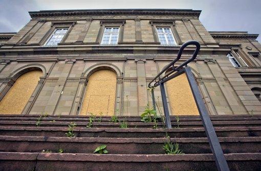 Bürger wünschen sich Lösung für die Villa Berg