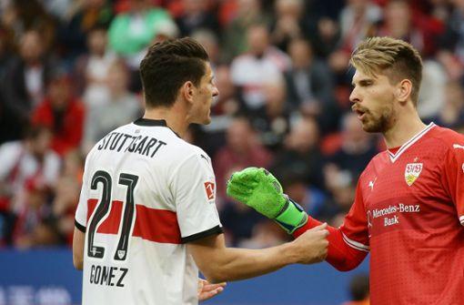 """VfB-Torhüter Ron-Robert Zieler ist """"überrascht"""""""