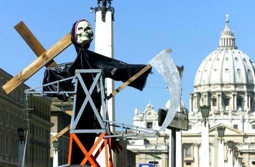 Der Vatikan macht Kinder krank