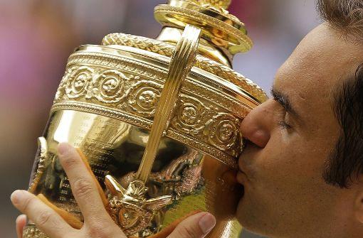 """""""Magischer"""" Federer siegt im Tennis-Finale"""