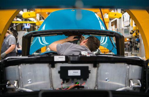 Porsche-Mitarbeiter bekommen Riesen-Prämie