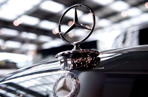 Daimler senkt Prognose – Aktie rutscht ab
