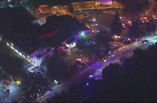 Schüsse bei College-Party – mindestens zwölf Tote