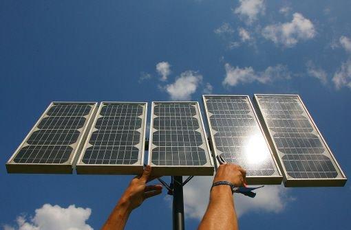 Erneuerbare Energien zuerst