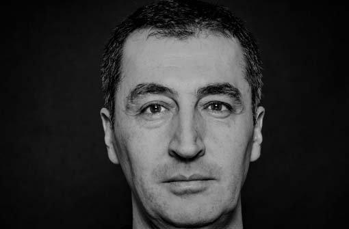 Grünen-Chef Cem Özdemir Foto: Wilhelm Betz