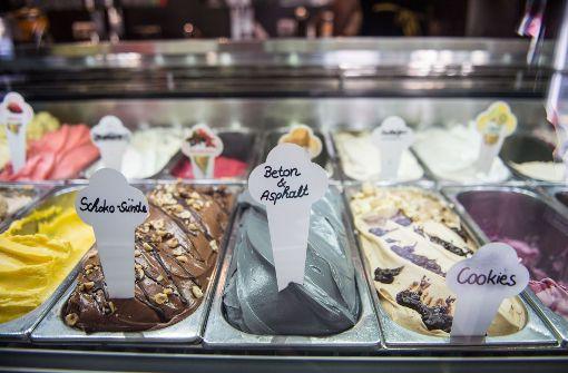 Diese verrückten Eis-Trends kommen aus Stuttgart