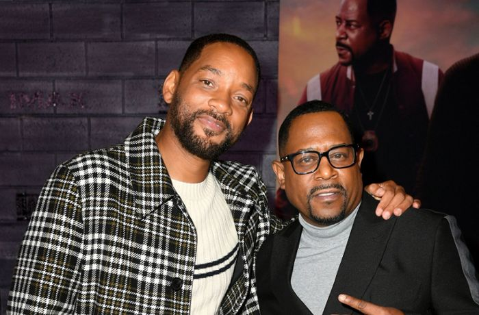"Will Smith und Martin Lawrence: David Alaba und Kingsley Coman im Duell mit den ""Bad Boys"""