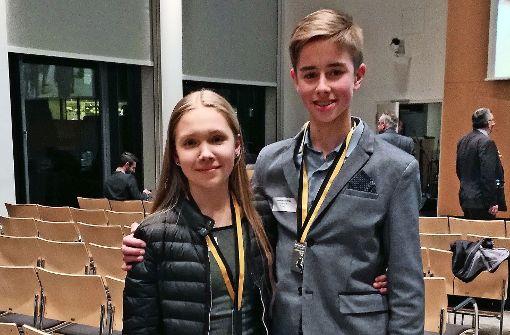 Junges Tänzerpaar heimst Erfolge ein