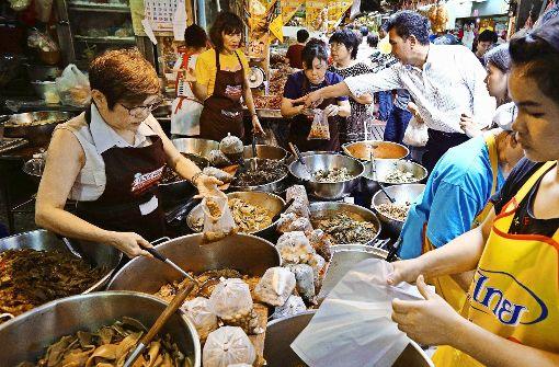 Bangkoks Garküchen wird der Garaus gemacht
