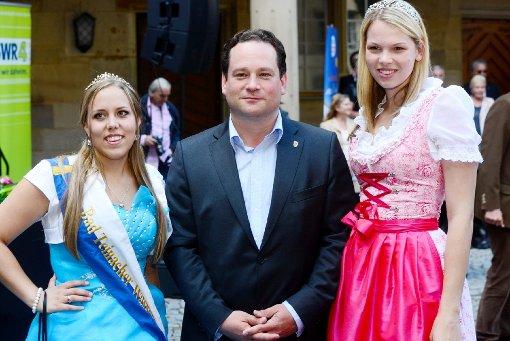 ... Landwirtschaftsminister Alexander Bonde. Foto: www.7aktuell.de |