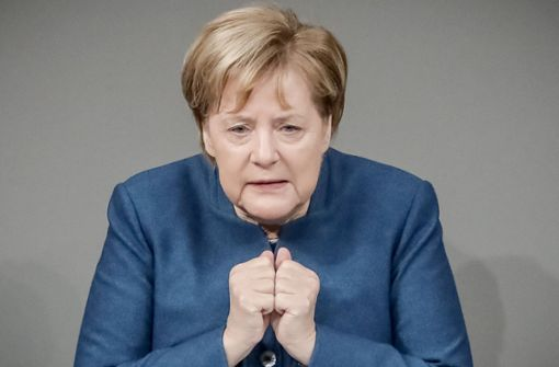 Merkel kämpft für den Migrationspakt