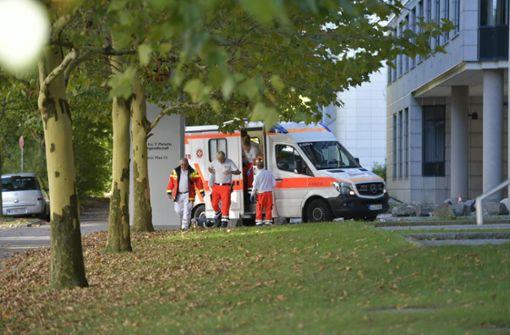 Ein Mitarbeiter wurde durch eine Stichflamme in Stuttgart-Weilimdorf verletzt. Foto: 7aktuell.de/Oskar Eyb