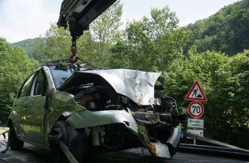 Für die 82-jährige Autofahrerin kam jede Hilfe zu spät. Foto: SDMG