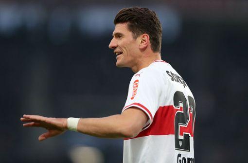Mario Gomez erlöst den VfB – und sich selbst