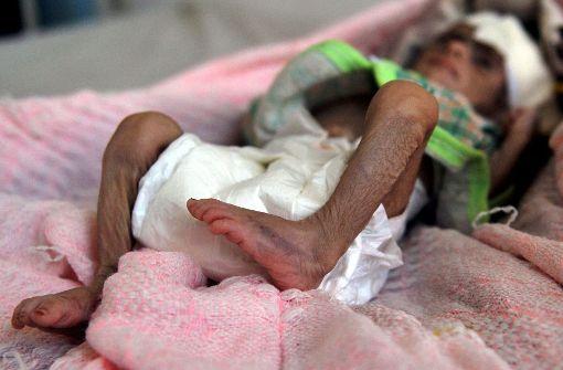 Unicef: Fast 500.000 Kinder in akuter Gefahr