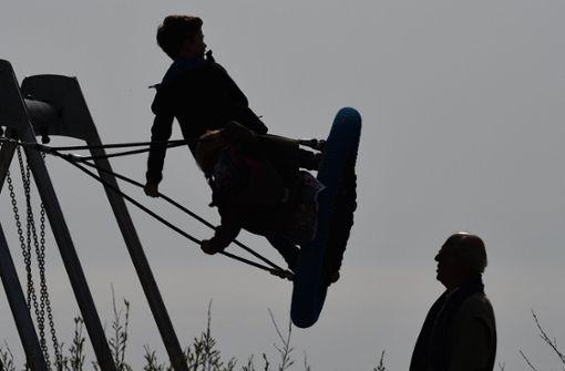 Mann onaniert an Spielplatz – und wird festgenommen