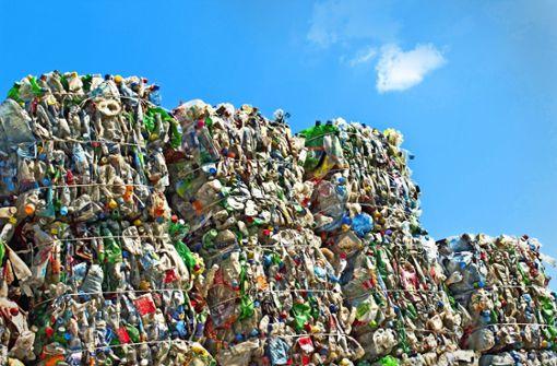 Kunststoffindustrie muss Abfall reduzieren