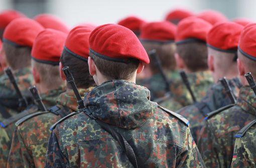 Die Bundeswehr braucht mehr Soldaten, andere Ausrüstung und Cyber-Fähigkeiten. Foto: dpa-Zentralbild