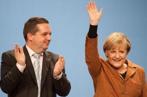 Frau Merkel, wir wollen Rückenwind