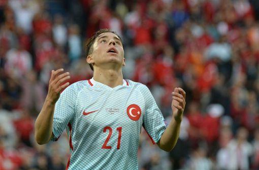 Türkischer Fußballer blamiert sich mit protzigem Instagram-Post