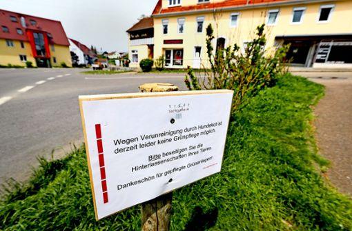 Bauhof-Mitarbeiter streiken wegen Hundehaufen
