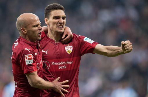 VfB sichert sich Punkt in letzter Minute