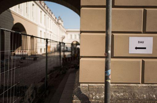 Kunstprojekt baut Berliner Mauer nach