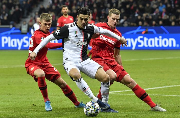 Champions League: Leverkusen muss in die Euro League – Bayern mit Rekord