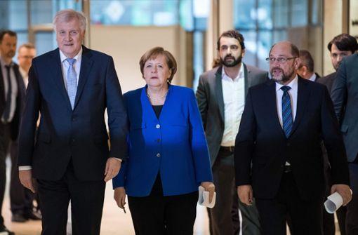Parteispitze empfiehlt Koalitionsverhandlungen mit Union