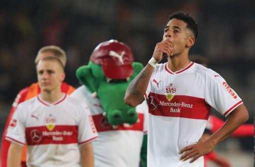 Wie die VfB-Profis das Debakel auf Instagram verarbeiten