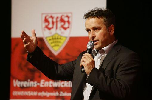 Warum Rainer Mutschler den VfB verlässt