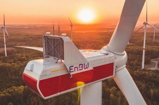 EnBW beteiligt Bürger an Windparks