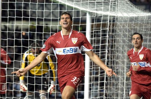 30 Millionen Euro war den Bayern 2009 der Wechsel von Mario Gomez Wert. Foto: EPA
