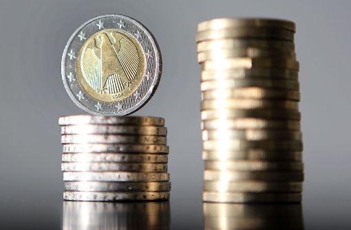 Jeder fünfte Spar-Euro geht verloren