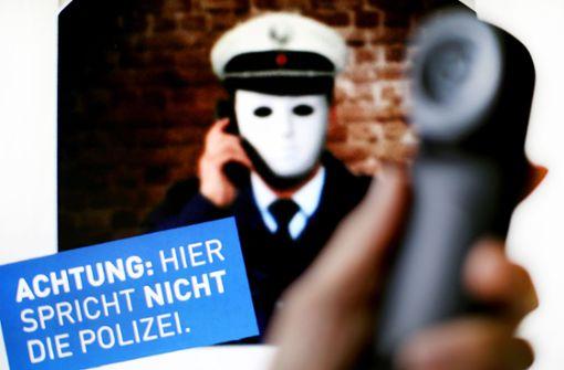 Polizei nimmt falsche Beamte fest