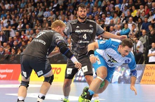 Handball-Meister Kiel schafft klaren Sieg
