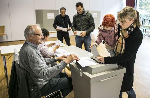 Das bewegt die Menschen an der Wahlurne