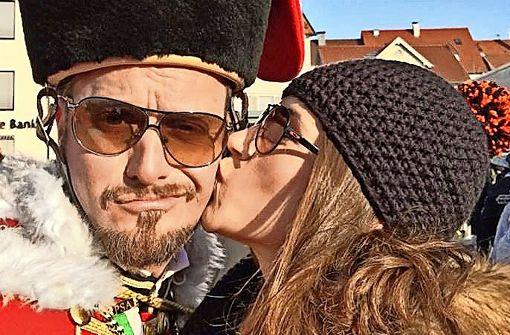 Küssen verboten im Karneval?