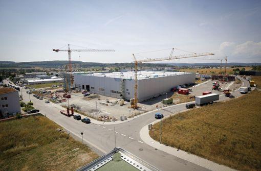 Drei Millionen Euro für neue Gewerbegebiete