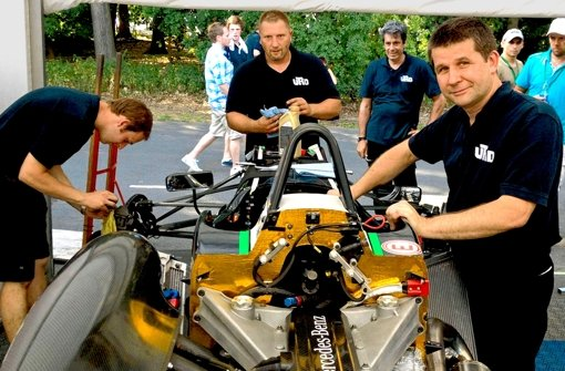 Formel 3 als schwäbische Handwerkskunst