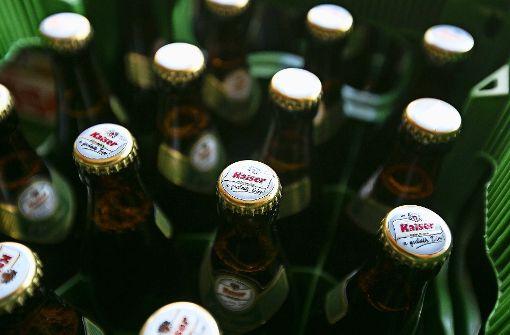 Die Chinesen lieben schwäbisches Bier